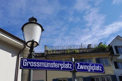 スイス旅行記 チューリッヒ 観光IMGP3900