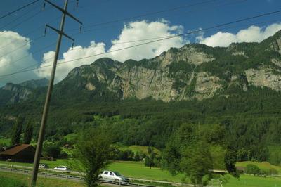 スイス旅行記 サルガンス チューリッヒIMGP3783