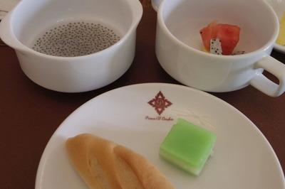 プリンスドアンコール シェムリアップ 朝食IMGP4985