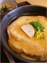 きつね膳 780円(きつねのおうどん、ちらし寿司orいなりor白ごはん)