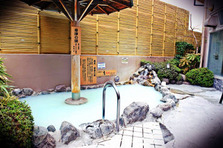 船橋健康センター ゆとろぎの湯(千葉県船橋市夏見)