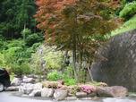 紅椿の湯(山梨県道志村小椿)