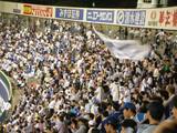 横浜ベイスターズ×オリックスバファローズ(横浜スタジアム)