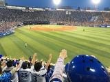 横浜×巨人(横浜スタジアム)