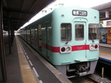 西鉄電車-普通