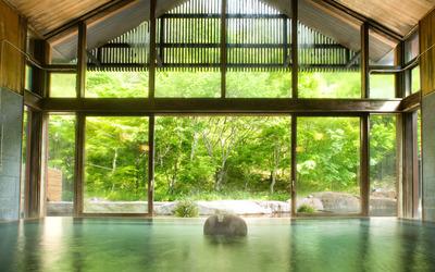 星野温泉 トンボの湯(長野県軽井沢町長倉)