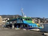 東海汽船ジェット船