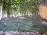 大沢荘山の家露天風呂2