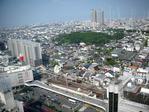 堺市役所21階展望ロビーからの眺望