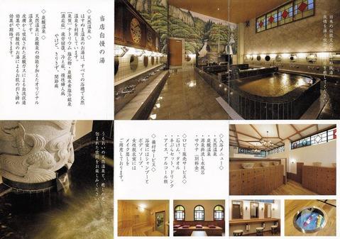 はすぬま温泉(東京都大田区西蒲田)