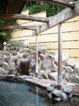 木もれびの宿ふるさと(箱根町湯本茶屋)