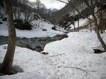 切明温泉川原の湯
