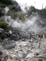 栗野岳温泉-八幡地獄