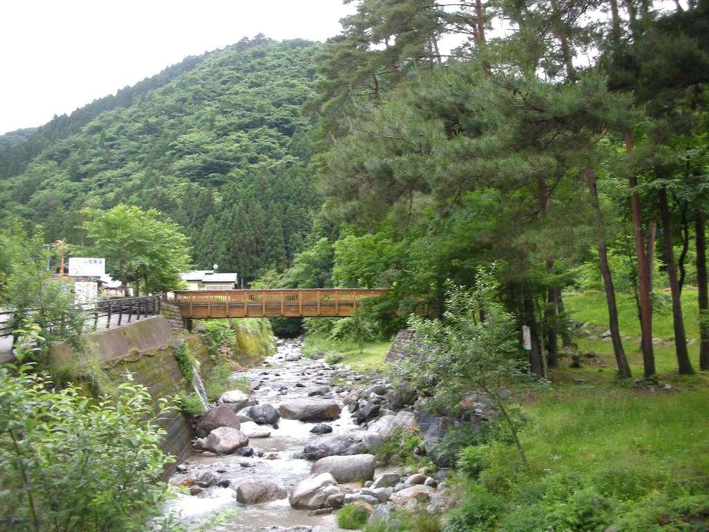 志村 山梨 県道