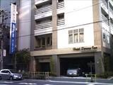 ドーミーイン東京八丁堀(エントランス)