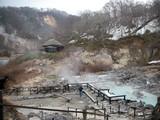 黒湯温泉(秋田県仙北市)