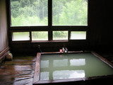 五色の湯旅館内湯