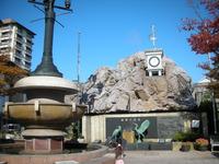 和倉温泉湯元の広場