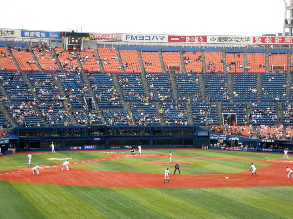 【野球】プロ野球が国民的娯楽ではなくファンだけの楽しみになりつつある  横浜で転入家族を無料招待©2ch.netYouTube動画>5本 ->画像>207枚