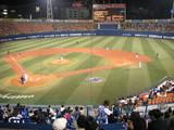 横浜ベイスターズ×東京ヤクルト(横浜スタジアム)
