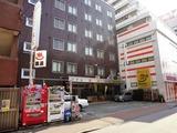 蒲田黒湯温泉 ホテル末広(東京都大田区西蒲田)