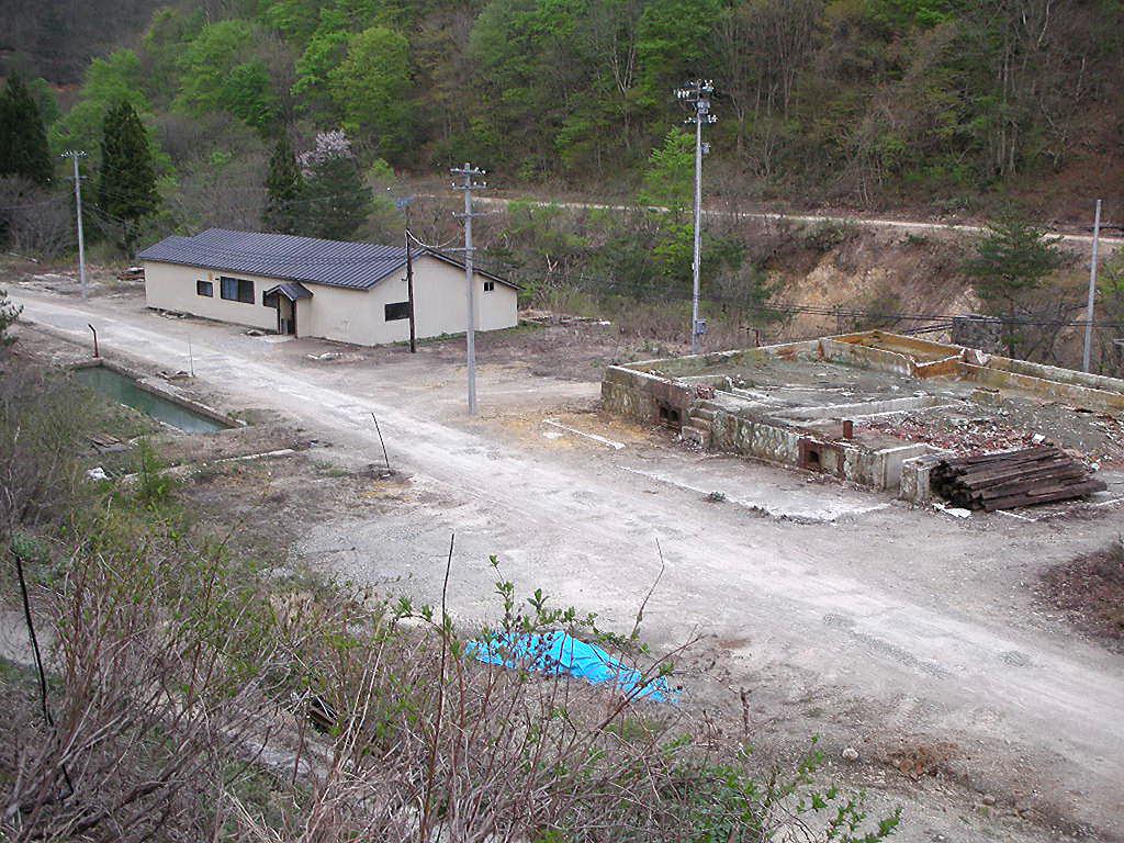 土畑鉱山(岩手県西和賀町) : 旅は哲学ソクラテス
