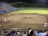 湘南シーレックス×戸田ヤクルトスワローズ(平塚球場)