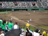 高校野球春季大会準々決勝:横浜創学館×東海大相模