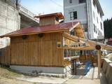 八町温泉共同浴場(福島県金山町)