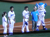 湘南シーレックス×東北楽天(横須賀スタジアム)
