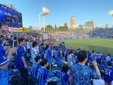 ヤクルト×横浜(神宮球場)