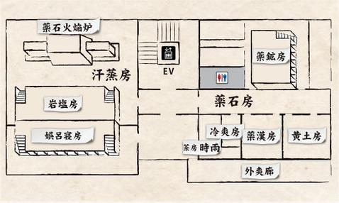 延羽の湯 鶴橋店(大阪市東成区玉津)