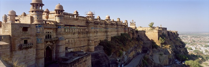 Gwalior_fort_panorama