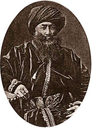 Veselovski-1898-Yakub-Bek