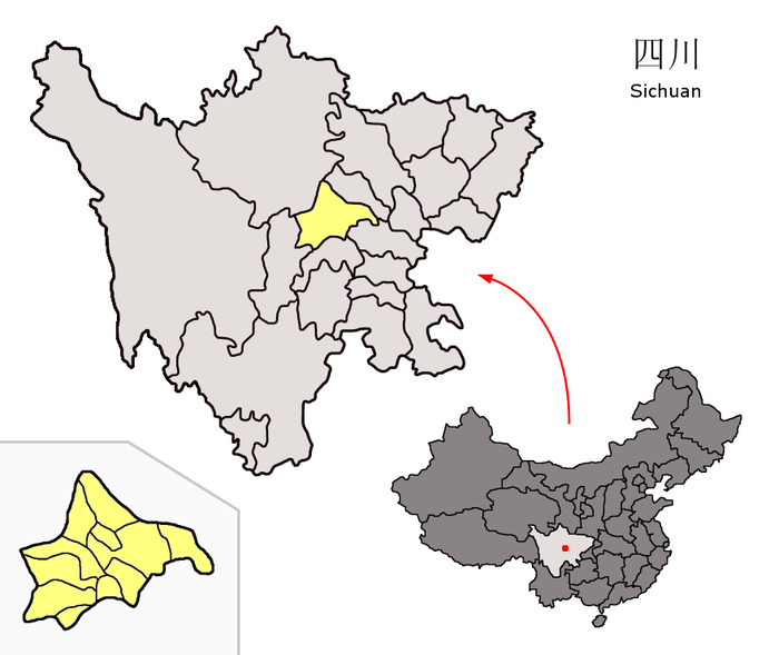 Location_of_Chengdu_Prefecture_within_Sichuan_(China)