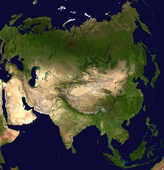 640px-Asia_satellite_orthographic