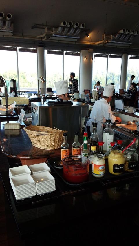【沖縄】オキナワマリオットリゾート&スパ 朝食