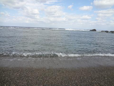 宇座浜ビーチ
