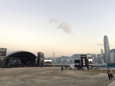HARBOURFLAP STAGE