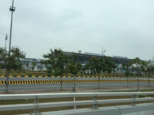 ハノイ・ノイバイ空港 第2ターミナル