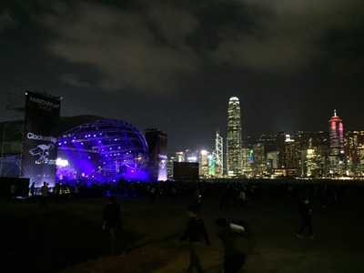 HARBOURFLAP STAGE_NIGHT