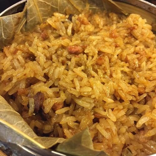 荷香原籠糯米飯