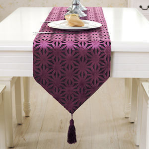 秋のテーブルランナー1