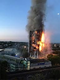 高層マンション 火災