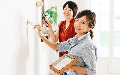 賃貸DIYにチャレンジ