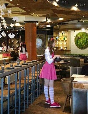 W杯ロシアで大人気の日本食レストラン