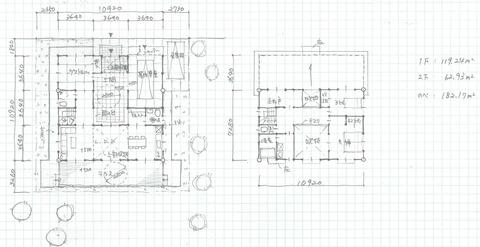 H28_TAC2級建築士設計製図_解答答案例2