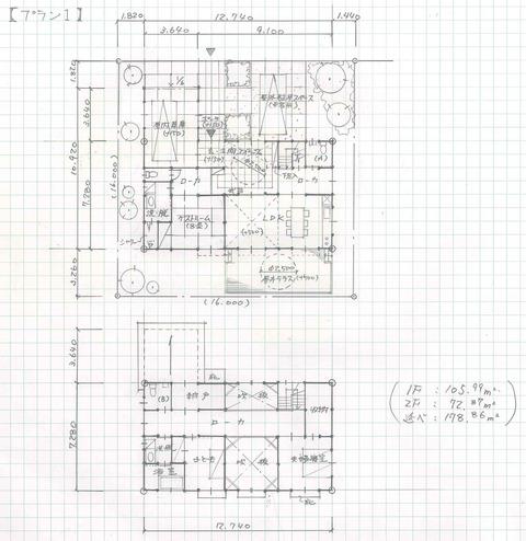 H28_TAC2級建築士設計製図_解答答案例1