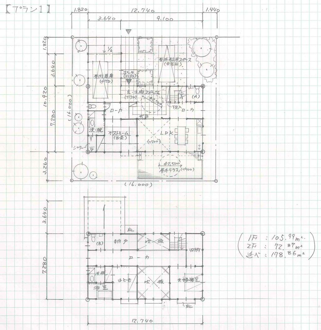 TAC建築士講師室ブログ二級製図本試験2016年 2級建築士設計製図試験 講評&エスキスプラン速報第2段! 平成27年度 二級設計製図本試験のエスキス速報!!平成27年度 二級設計製図本試験の総評とエスキス