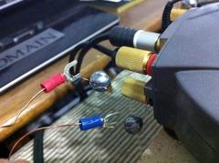 スピーカーケーブルの実験